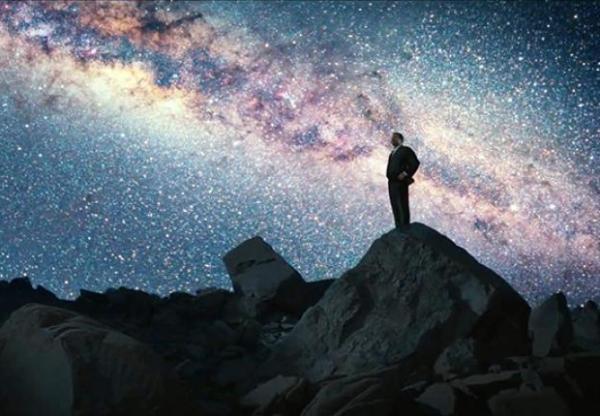 Explorando o Cosmos com seu filho