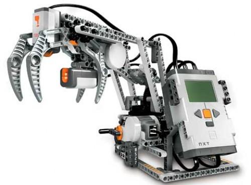Lego Mindstorms ensinando seu filho a programar