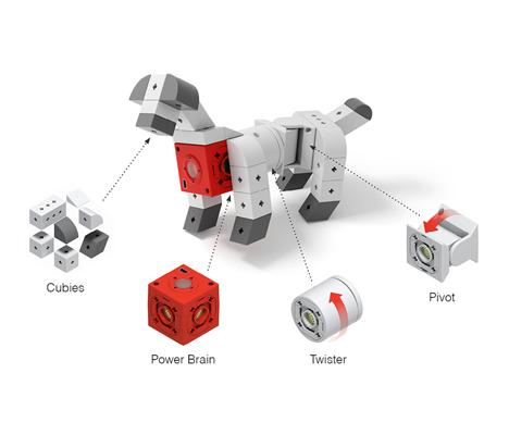 Lego vivo: crie seu próprio robô com TinkerBots