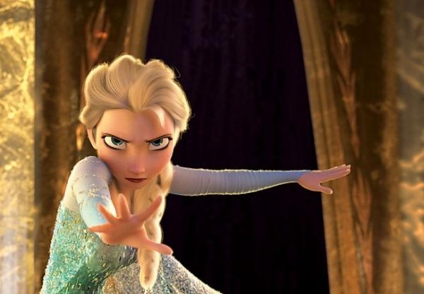 Continuação de Frozen em livros
