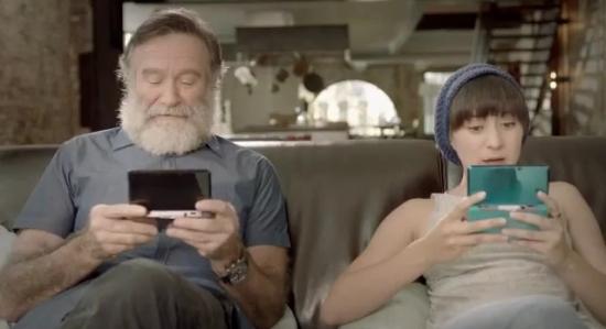 Nintendo recebe pedido de fãs para homenagear Robin Williams