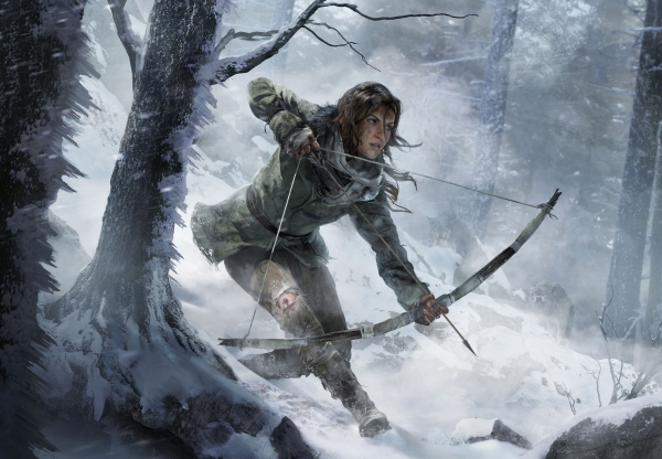 Game novo de Tomb Rider exclusivo para Xbox One em 2015