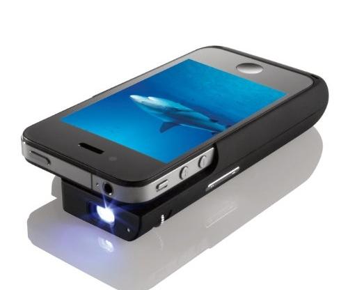 Produtos iPhone 1: Projetor de bolso