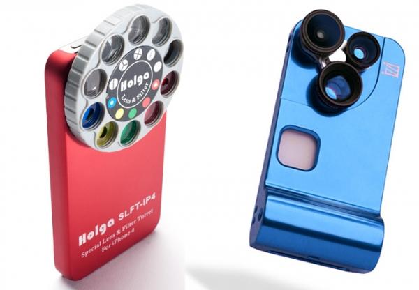 Produtos iPhone 2: lentes e filtros