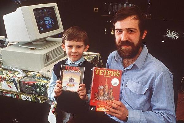 Parabéns pro Tetris!