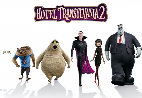Hotel Transylvania 2, assista o trailer!