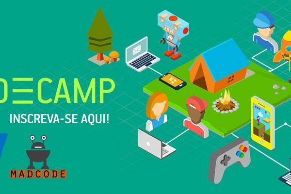MadCode oferece curso gratuito de programação
