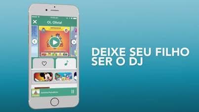 Napster lança experiência de música digital para crianças