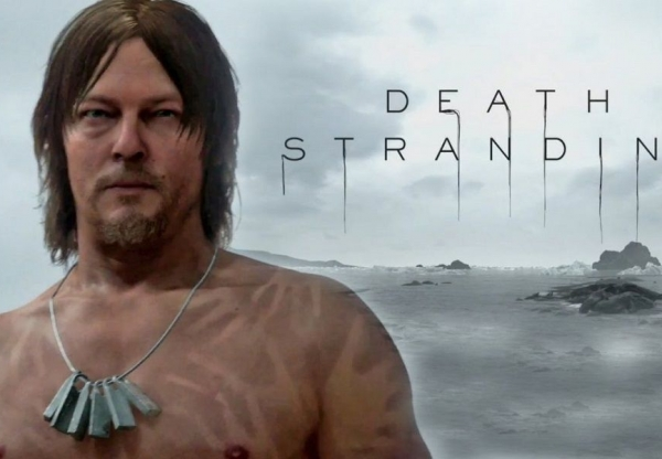Death Stranding é o novo game de Hideo Kojima pro PS4