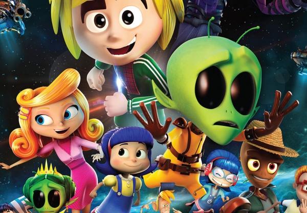 Animação brasileira no espaço tem vozes de Danilo Gentili e Maisa Silva