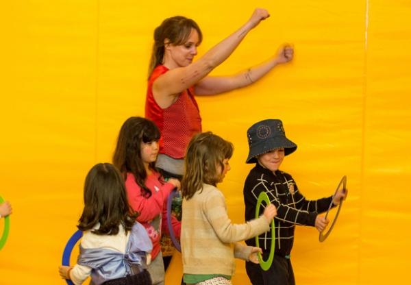 Liberando a criatividade e expressão dos pequenos nas férias