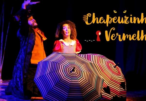 Teatro Folha apresenta 7 peças infantis no Festival de Férias