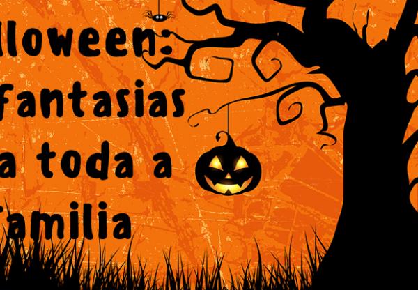 Halloween: fantasias fáceis para toda a família