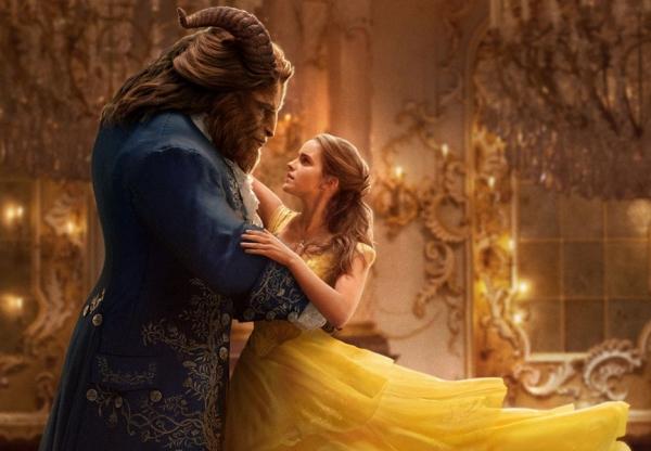 Disney e Spotify em clima de 'A Bela e a Fera'