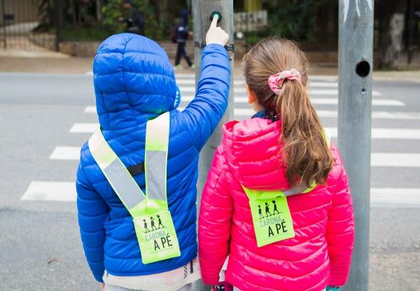 Cidadania a caminho da escola, do parque, da rua ;-)