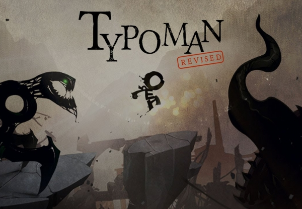 "Resenha do game ""Typoman"""