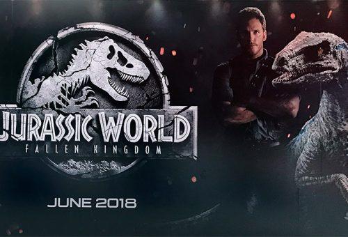 Jurassic World 2 – Reino Ameaçado
