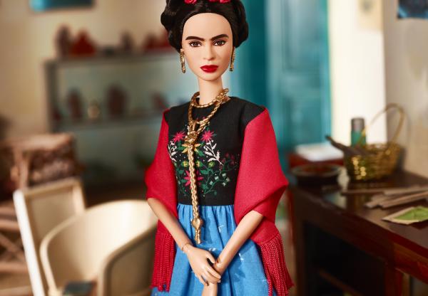 Barbie Frida Khalo, Amelia Earhart e Katherine Johnson no Dia da Mulher